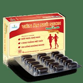 Viên ăn ngủ ngon Happy Health New Brand