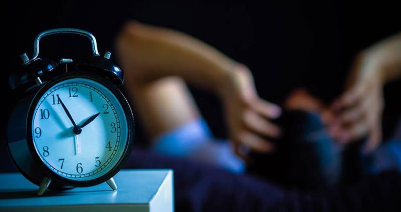 Bệnh mất ngủ và cách điều trị
