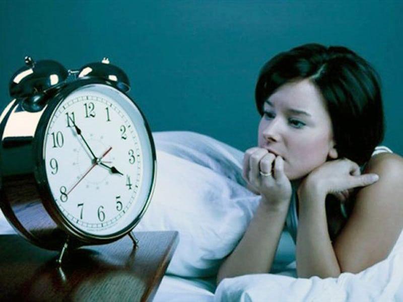 Chứng khó ngủ ở thanh niên