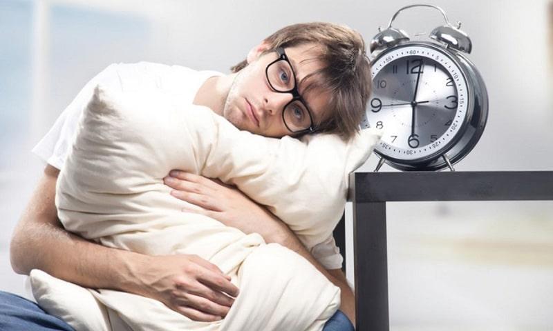 Dấu hiệu của mất ngủ