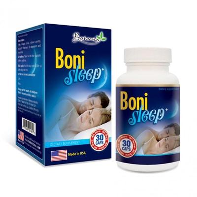 Thuốc chữa mất ngủ thảo dược Bonisleep