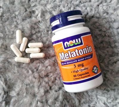 Viên uống Now Melatomin