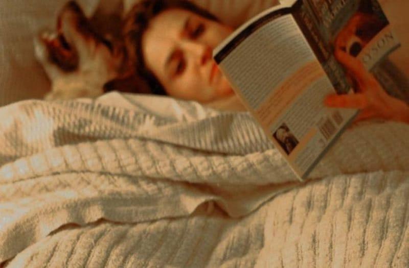 Đọc sách là cách giúp giảm stress