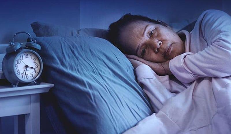 Tại sao không ngủ được vào ban đêm